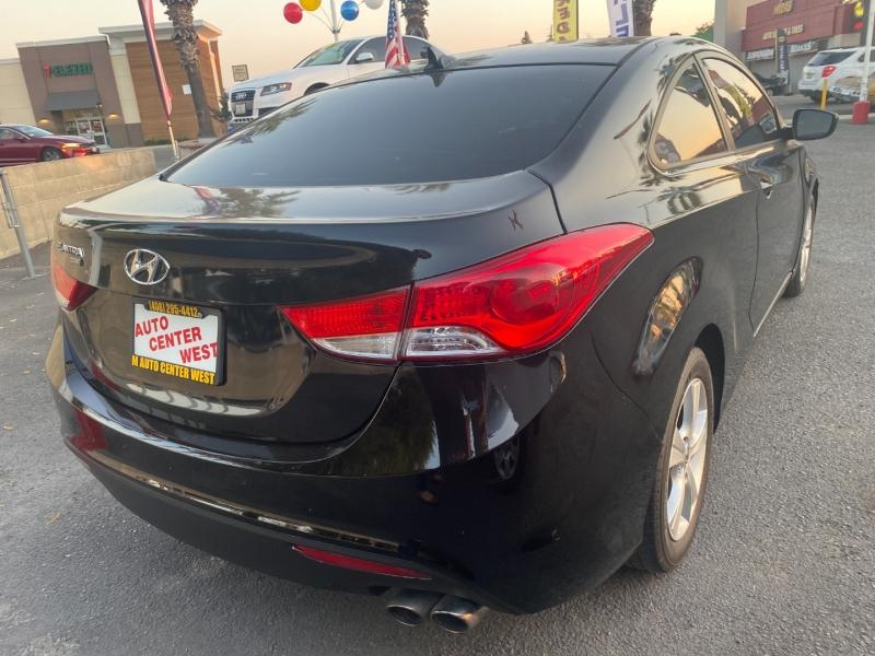 Hyundai Elantra Coupe 2013 price $11,995