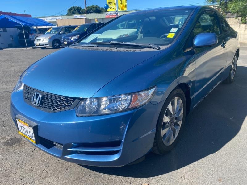 Honda Civic Cpe 2009 price $10,995