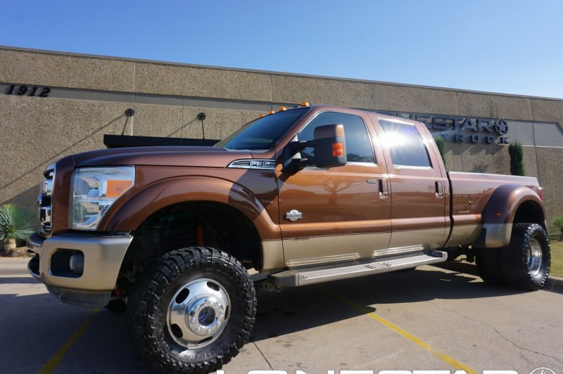 Ford Super Duty F-350 DRW 2012 price $34,995