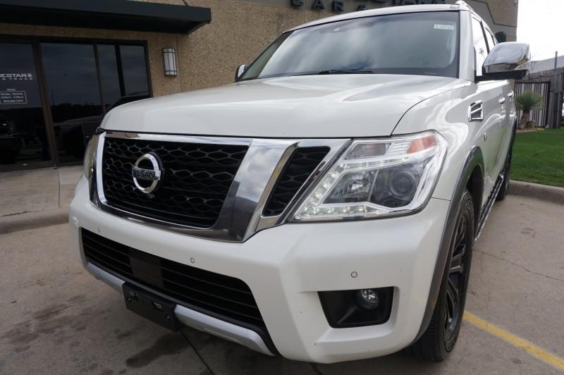 Nissan Armada 2017 price $28,995