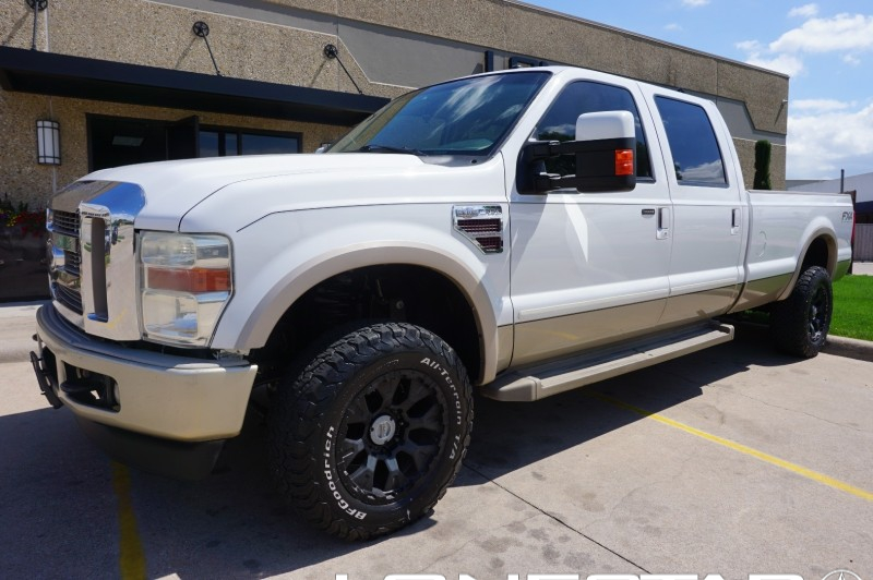 Ford Super Duty F-350 SRW 2008 price $21,995