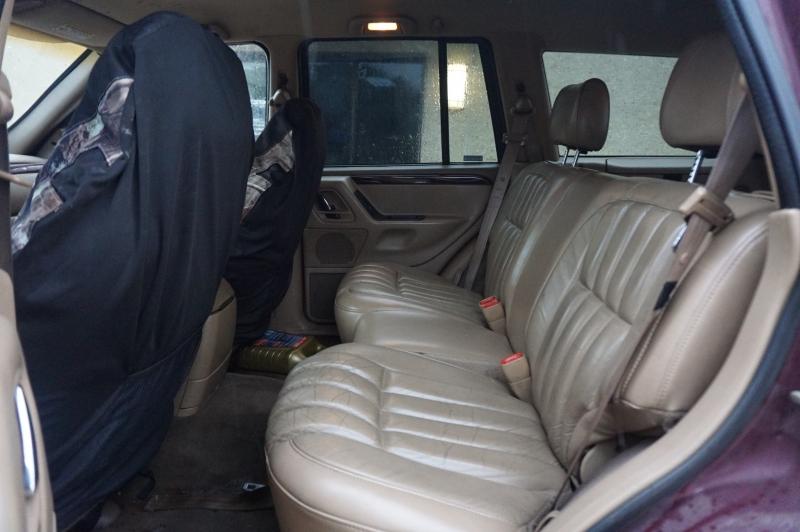 Jeep GRAND CHEROKEE 2000 price 1595