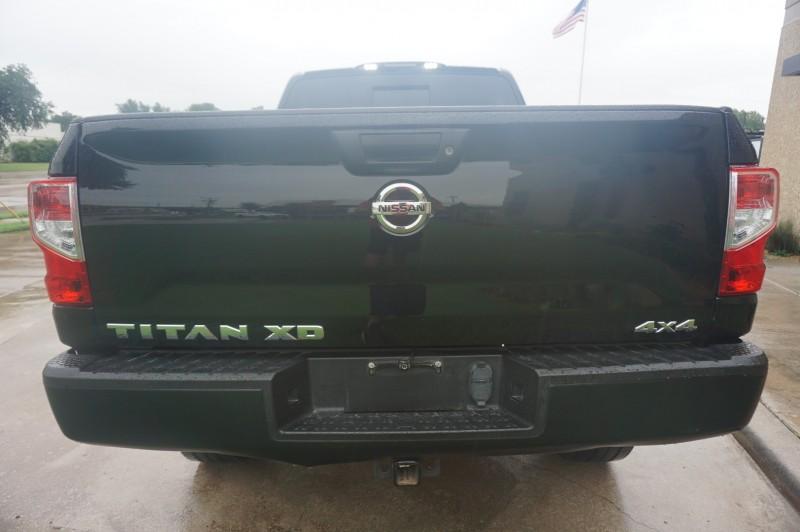 Nissan Titan XD 2017 price $34,495