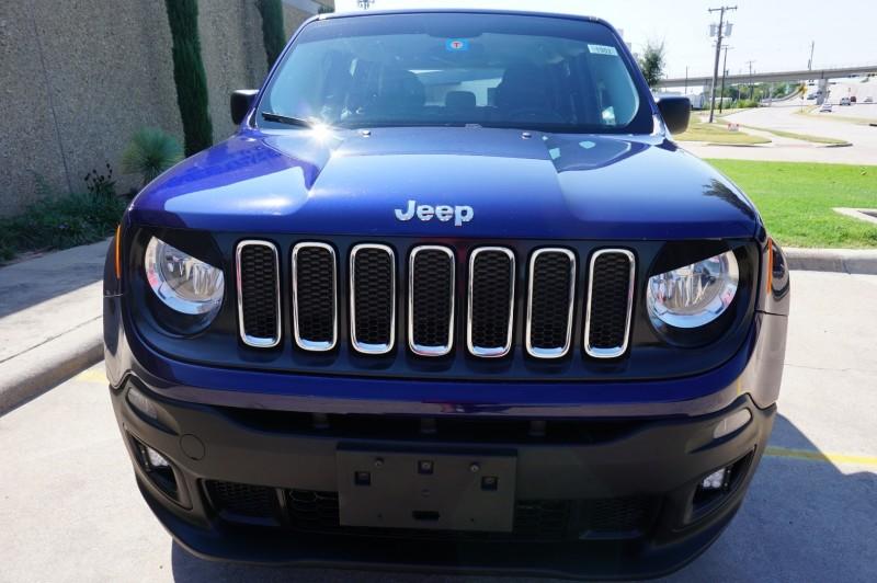 Jeep Renegade 2017 price $16,995