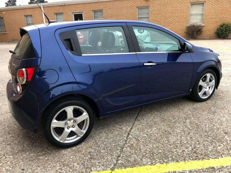 Chevrolet Sonic 2012 price $6,990