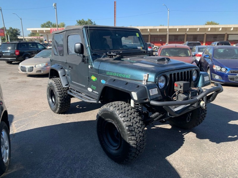 Jeep Wrangler 2005 price $15,990