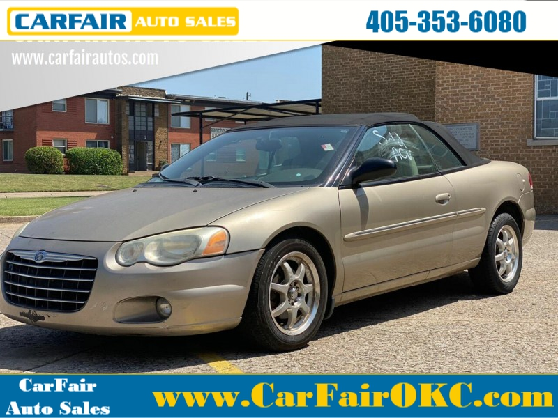 Chrysler Sebring 2004 price $4,990