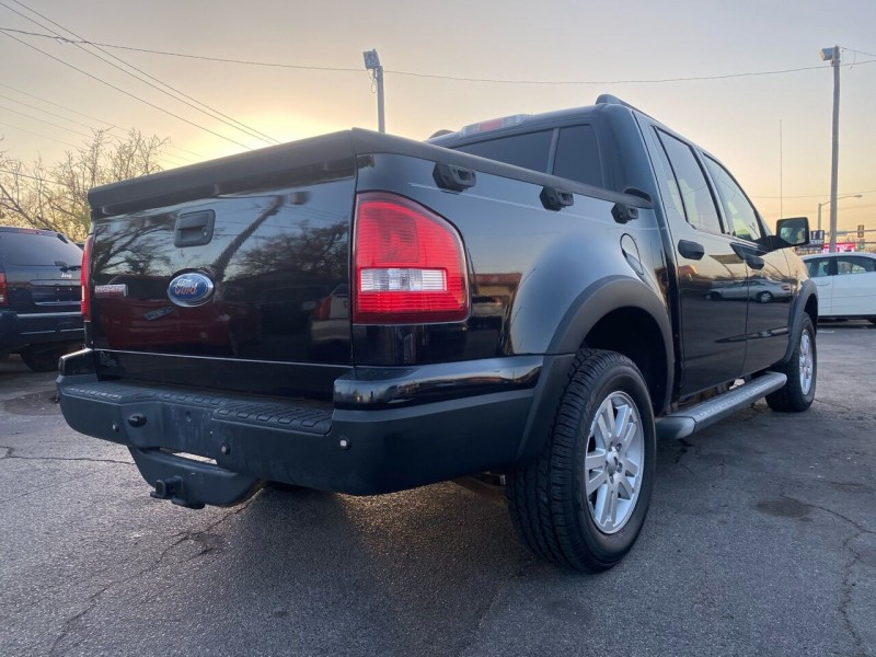 Ford Explorer Sport Trac 2008 price $9,500