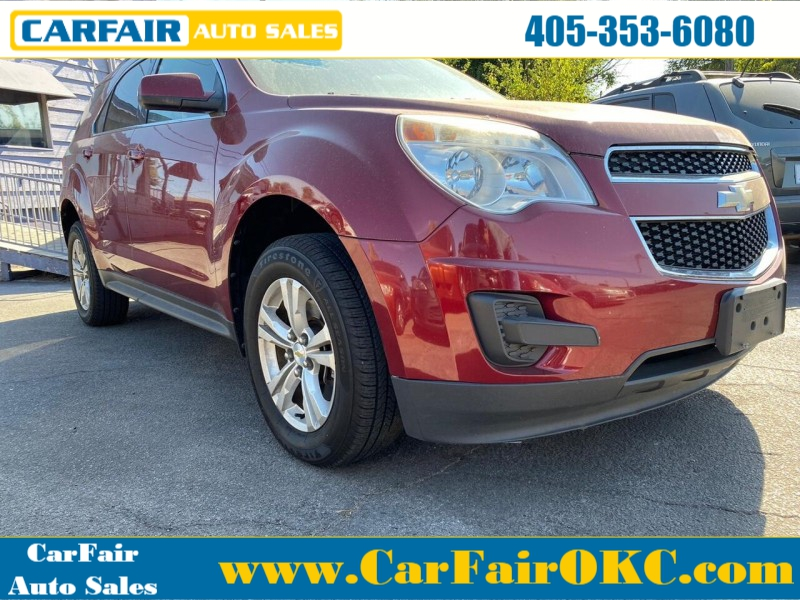 Chevrolet Equinox 2011 price $6,990