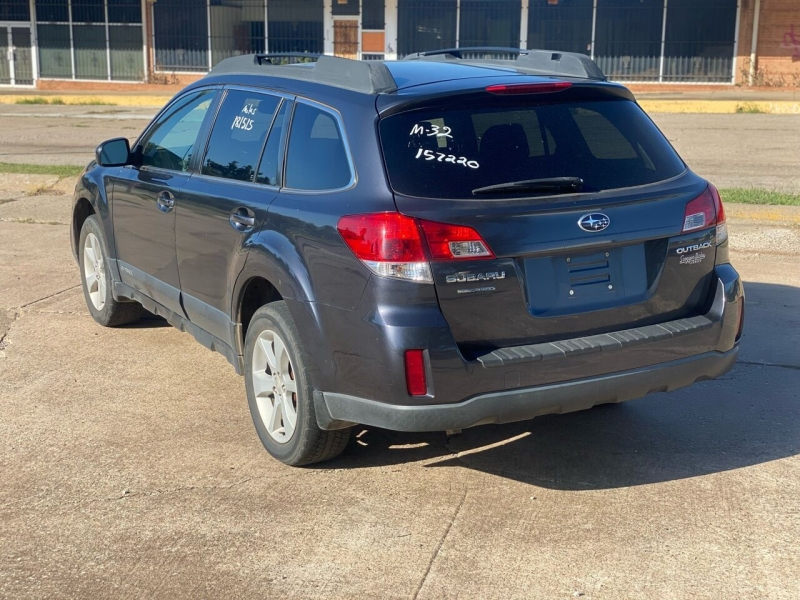 Subaru Outback 2013 price Call for Pricing.