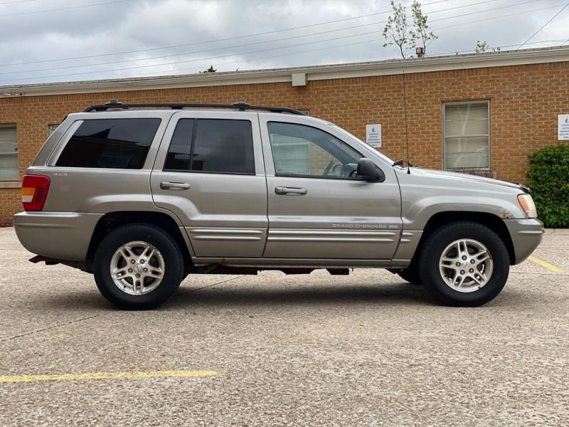 Jeep Grand Cherokee 1999 price $3,990