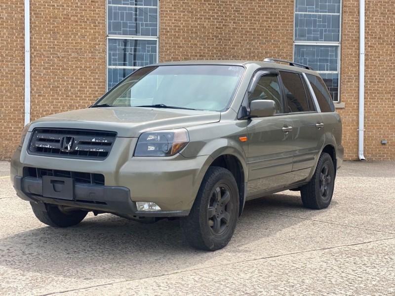 Honda Pilot 2007 price $5,990