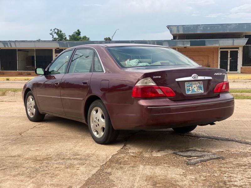 Toyota Avalon 2004 price $3,590