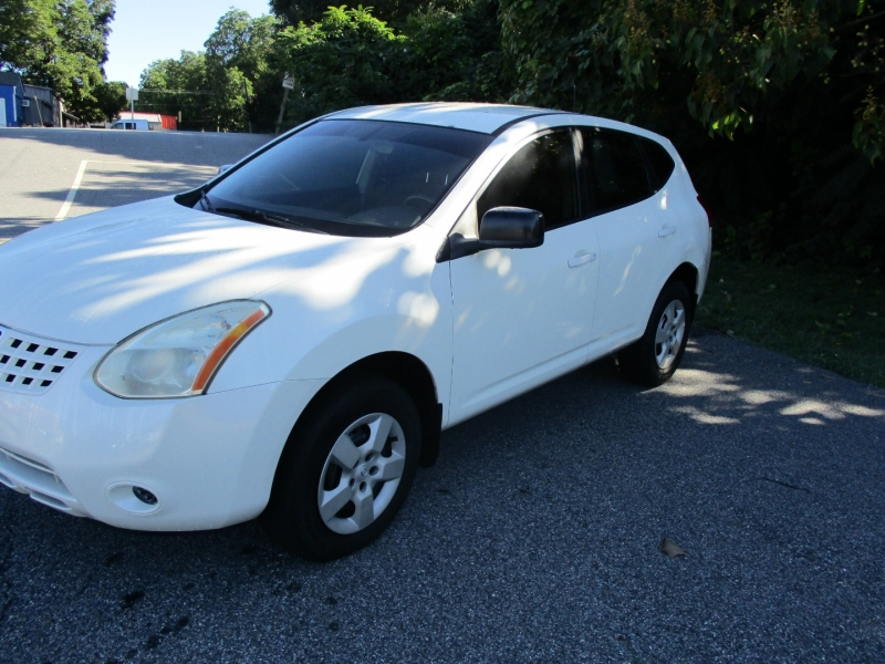 NISSAN ROGUE 2008 price Call for Pricing.