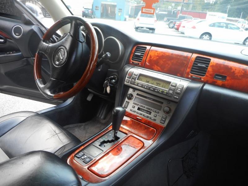 LEXUS SC 2005 price $21,349