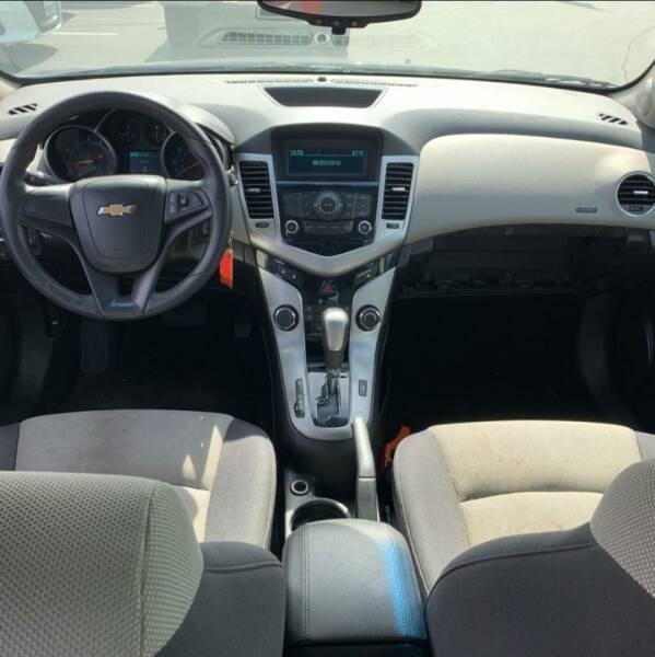 Chevrolet Cruze 2014 price $5,499
