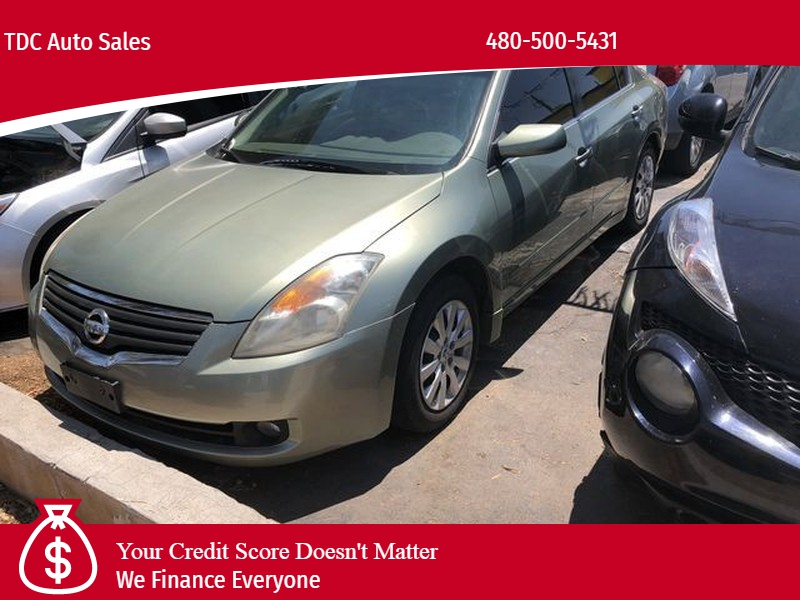 Nissan Altima 2007 price $4,999