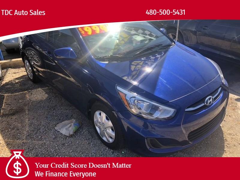 Hyundai Accent 2017 price $9,999