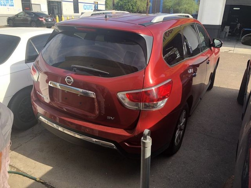 Nissan Pathfinder 2015 price $11,999