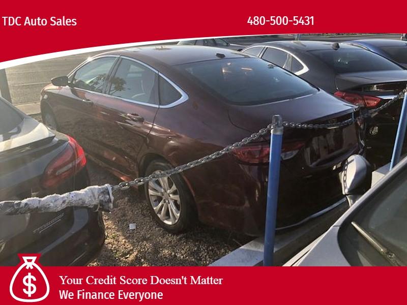 Chrysler 200 2016 price $9,999
