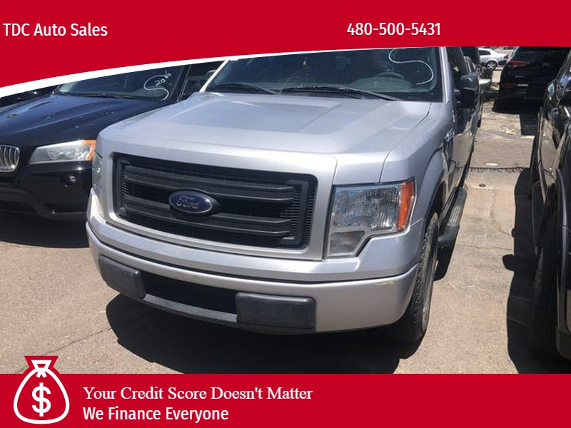 Ford F150 Regular Cab 2013 price $9,499