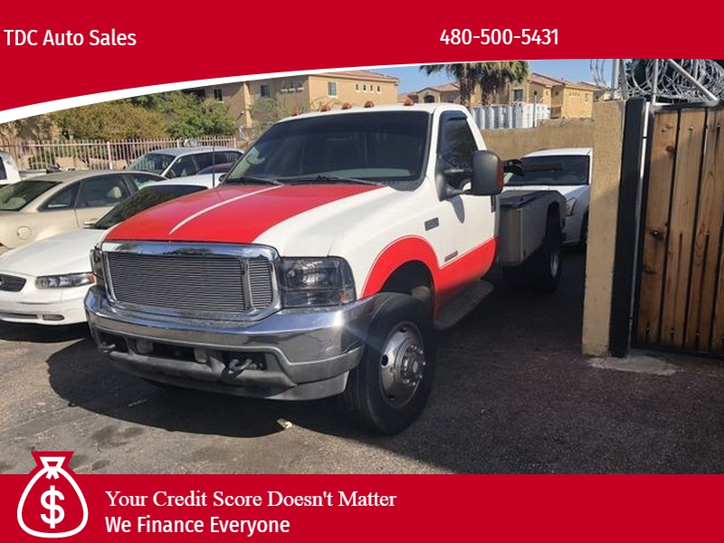 Ford F450 Super Duty Regular Cab & Chassis 2003 price $14,999