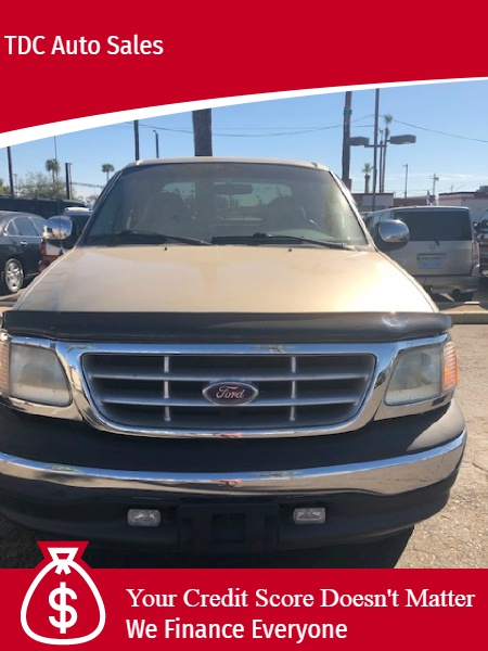 Ford F-150 SuperCrew 2001 price $2,000 Down