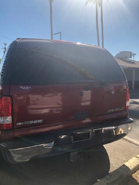 Chevrolet Tahoe 2002 price $4,450