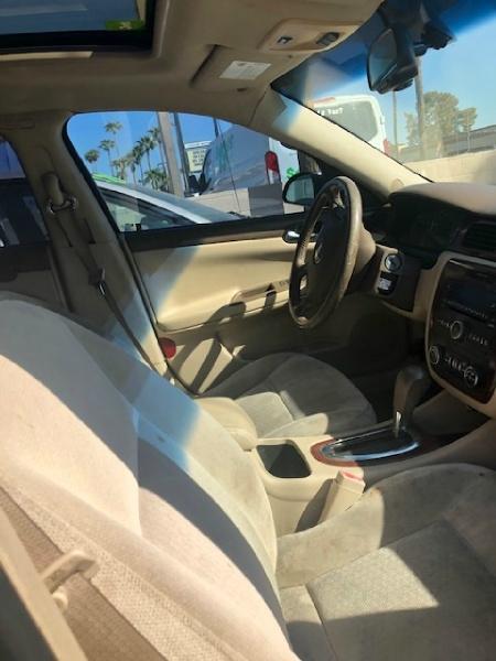 Chevrolet Impala 2008 price $4,450