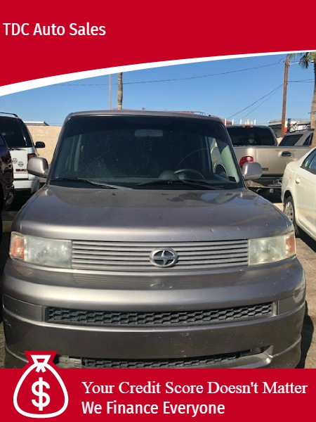 Scion xB 2006 price $4,950