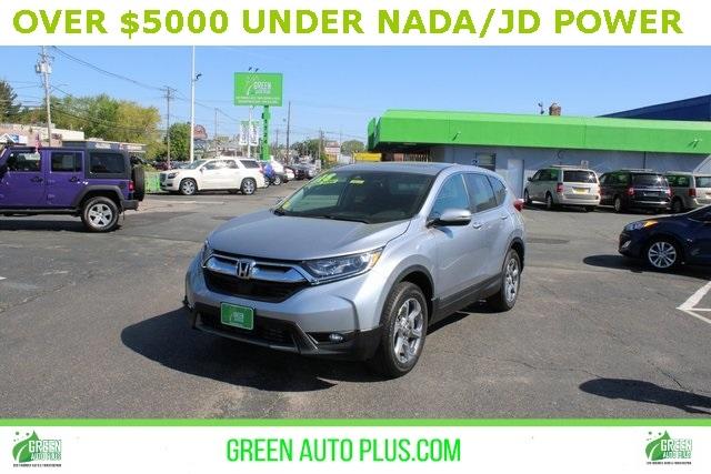 Honda CR-V 2018 price $26,724