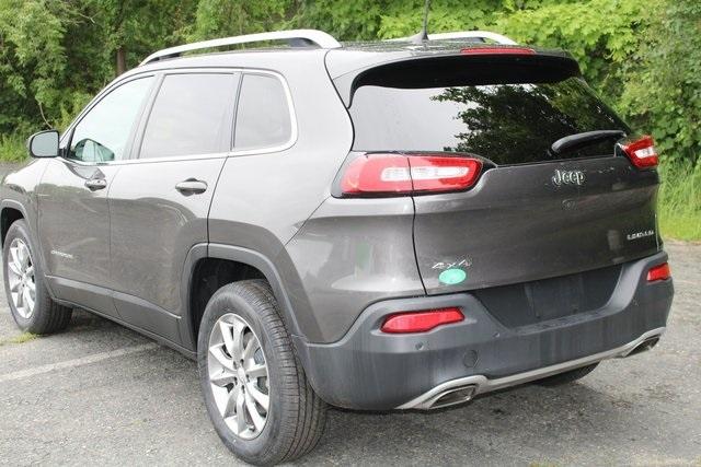 Jeep Cherokee 2018 price $22,277