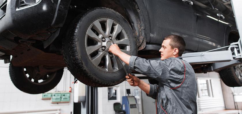 repair vehicle finance