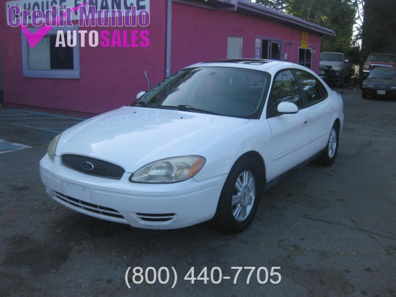 Ford Taurus 2007 price $2,988