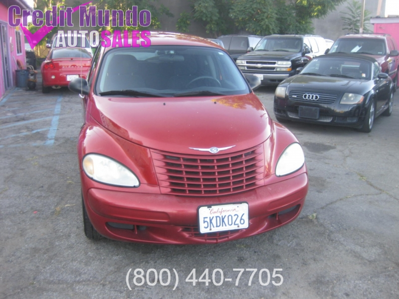 Chrysler PT Cruiser 2004 price $3,488