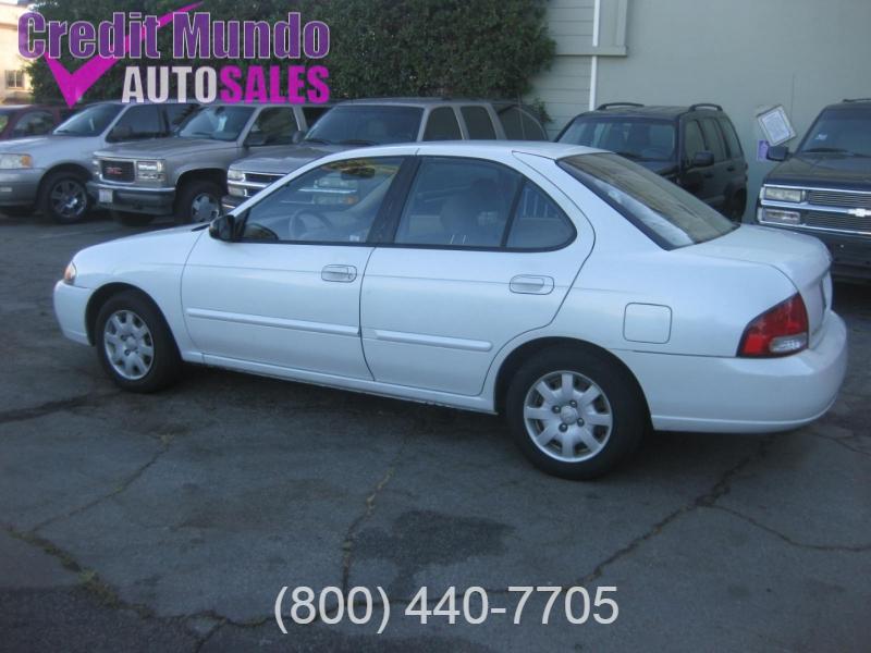 Nissan Sentra 2000 price $3,188