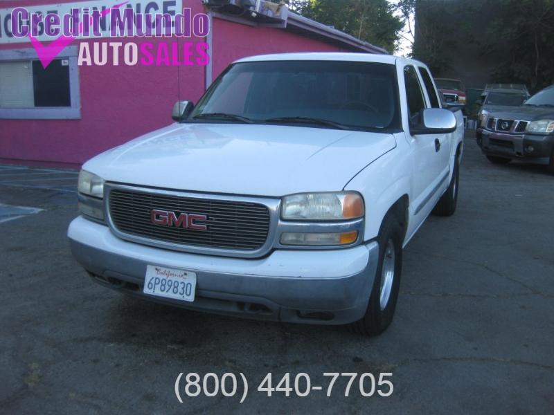 GMC Sierra 1500 2001 price $4,988