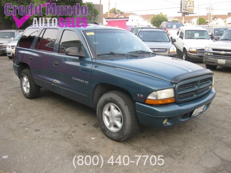 Dodge Durango 2000 price $2,988