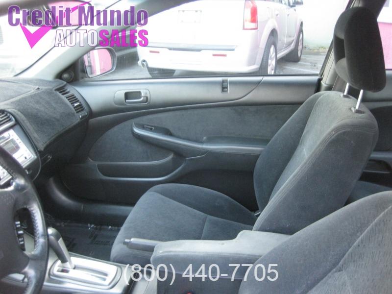 Honda Civic Cpe 2005 price $4,488