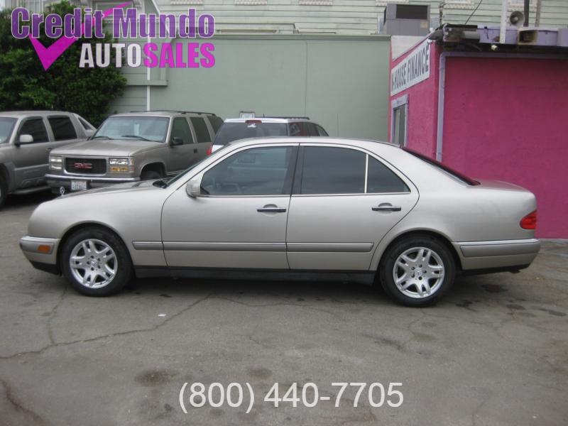 Mercedes-Benz E-Class 1997 price $3,488