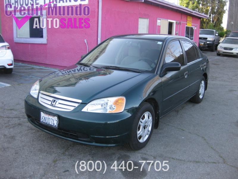 Honda Civic 2001 price $4,488