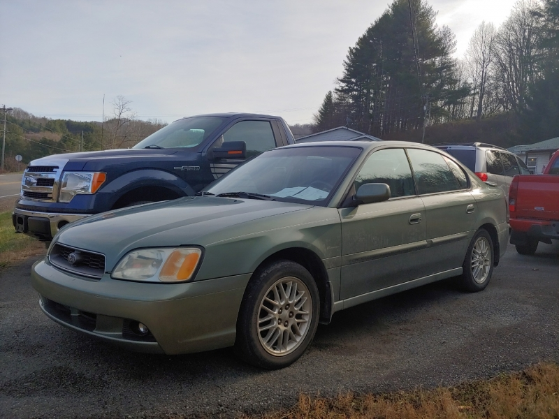 Subaru Legacy Sedan (Natl) 2004 price $5,995