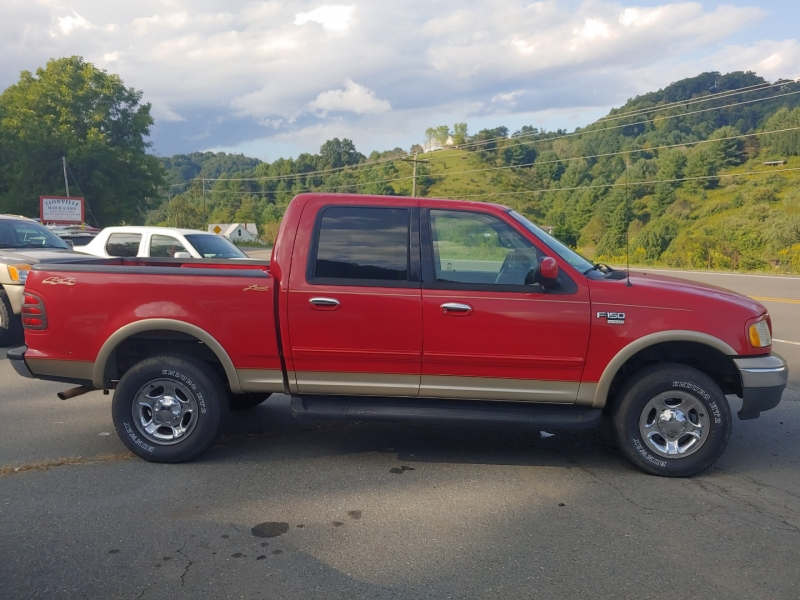 Ford F-150 SuperCrew 2001 price $7,995