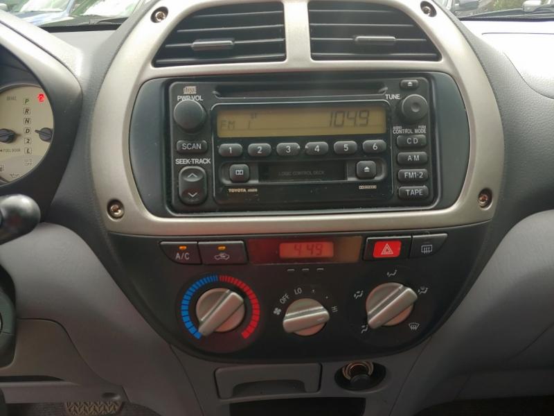 Toyota RAV4 2002 price $9,995