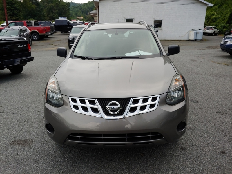 Nissan Rogue Select 2015 price $10,995