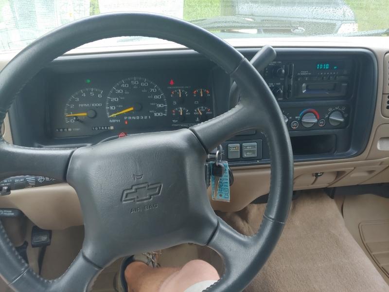 Chevrolet C/K 1500 1998 price $11,995