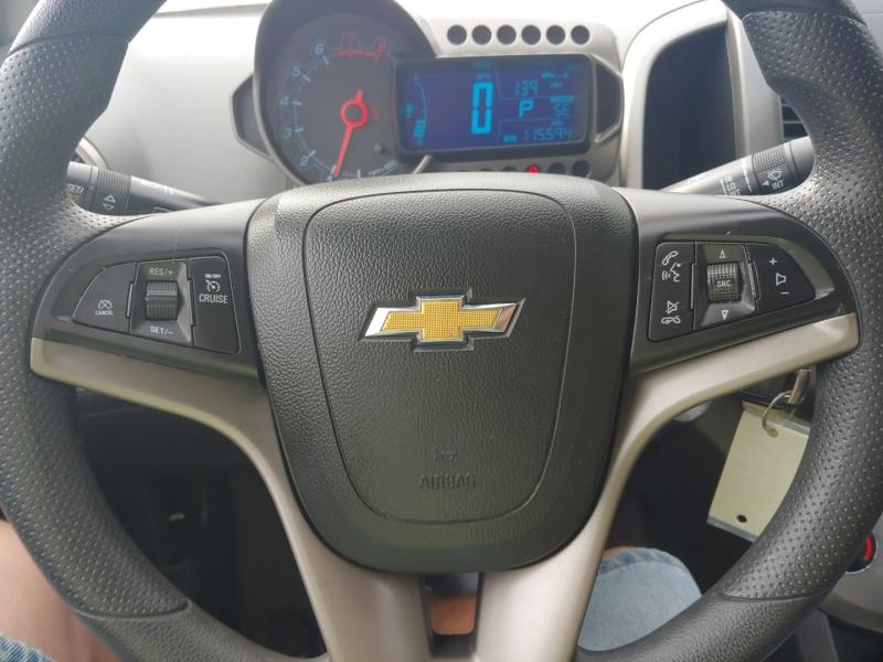 Chevrolet Sonic 2014 price $7,995