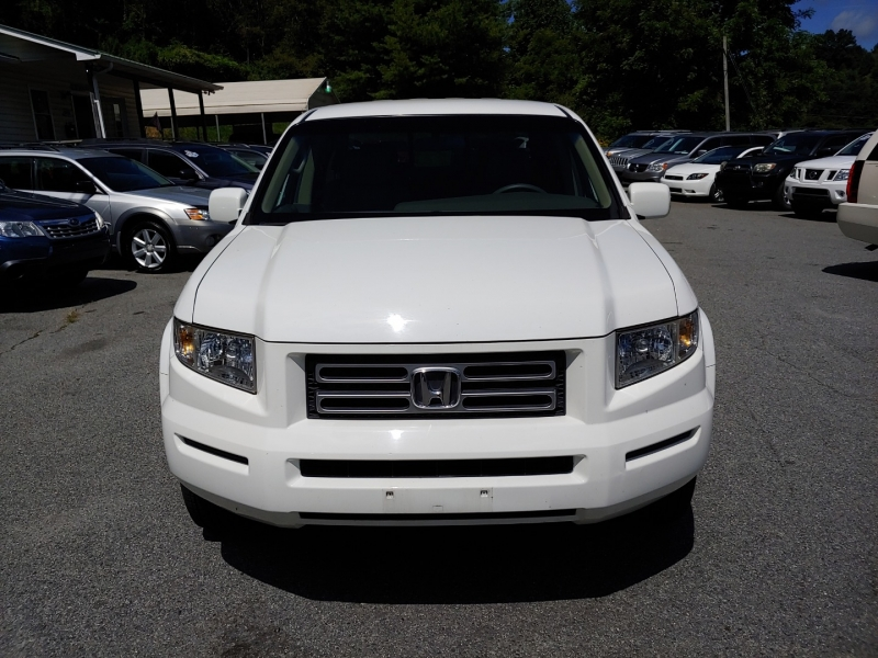 Honda Ridgeline 2007 price $10,995