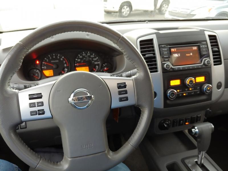 Nissan Frontier 2016 price $23,995