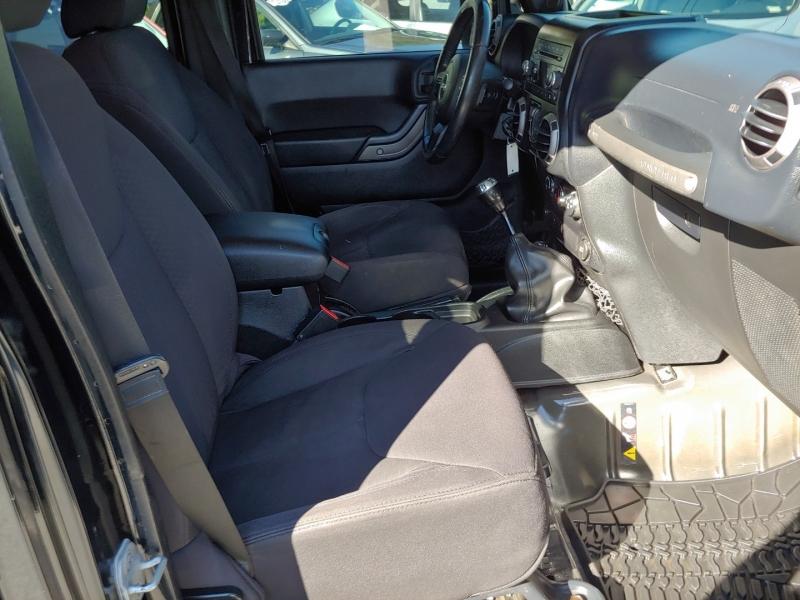 Jeep Wrangler Unlimited 2013 price $17,995